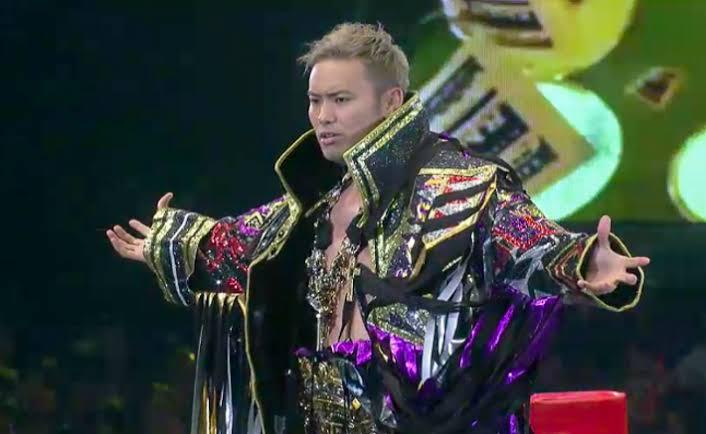 Kazuchika Okada provoca sua ida para o IMPACT Wrestling