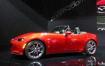 Wallpaper: Mazda Miata