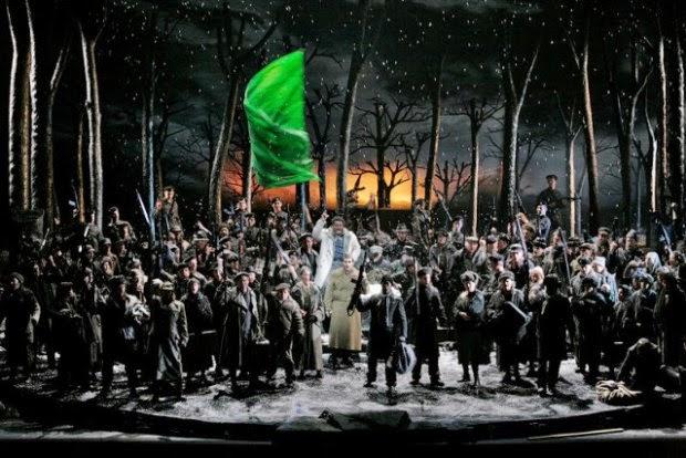 """Καστοριά: Με """"MΑΚΒΕΘ"""" του Giuseppe Verdi ξεκινούν οι μεταδόσεις όπερας MET: LIVE in HD"""