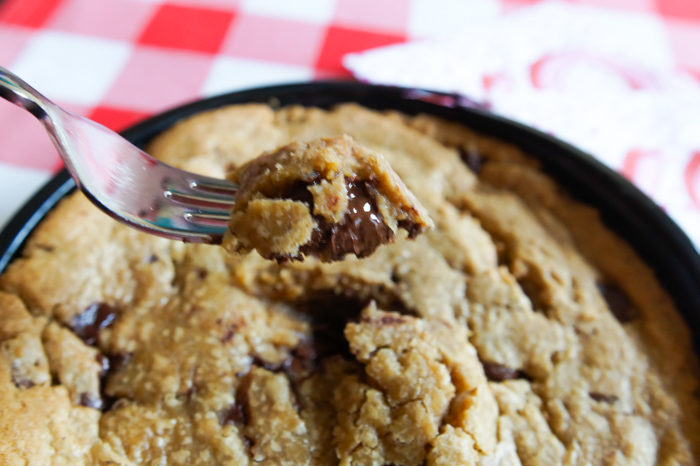 Trader Joe's Deep Dish Chocolate Chip Cookie review