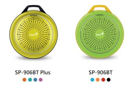 Genius Portable Bluetooth Speaker