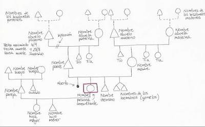 arbol genealogico biodescodificacion