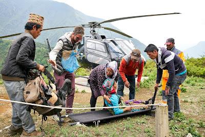 Discovery acompanha pilotos socorristas que trabalham no limiar entre controle e catástrofe - Divulgação