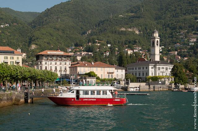 Viaje Italia Lago di Como visitar