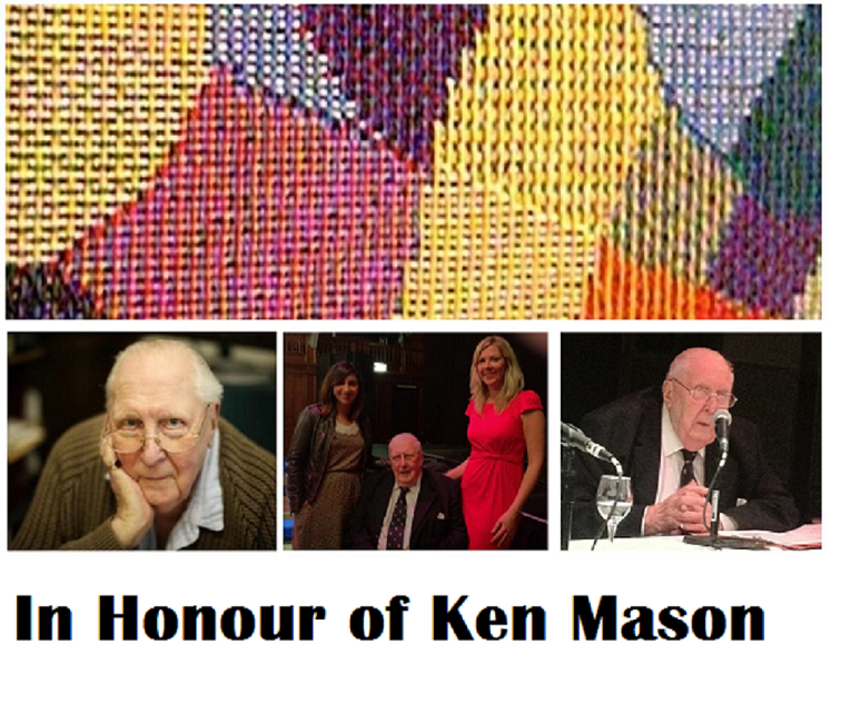 In Honour of Ken Mason