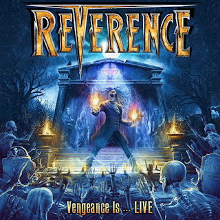 "Το video των Reverence για το ""Until My Dying Breath"" από το album ""Vengeance Is... Live"""
