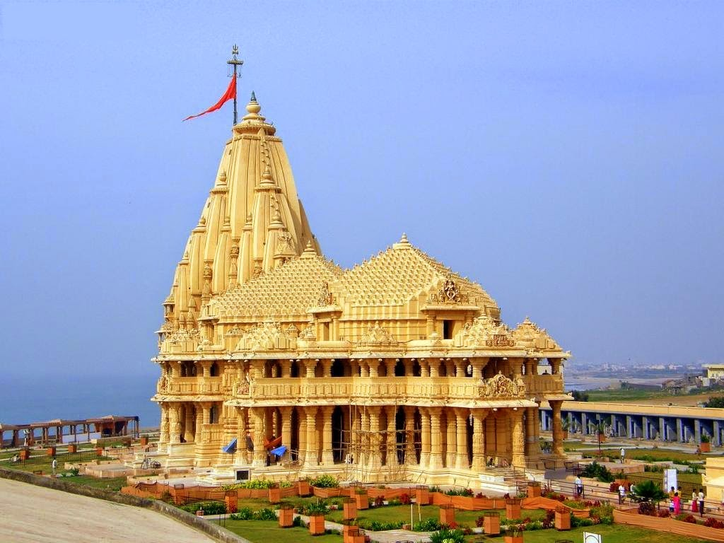 somnath temple jyotirlinga hd - photo #10