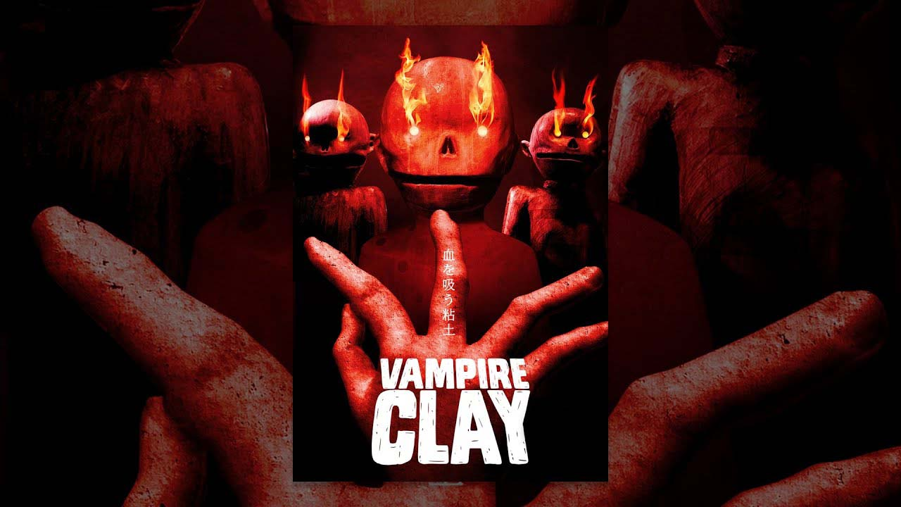 Vampire Clay 2017 Live Action Movie Subtitle Indonesia