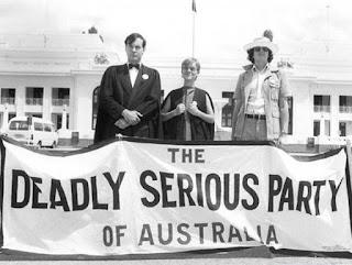 Partai Deadly Serious Party