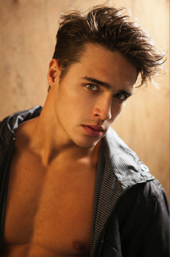 Most Beautiful Men Lucas Medeiros