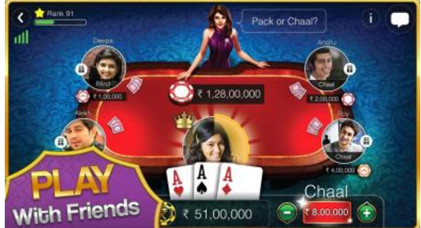 Teen Patti Gold V1.99.8 APK Free Download for Android