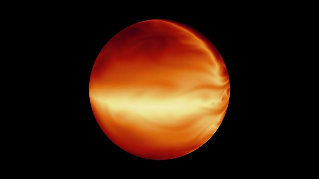 Exoplanet HD 80606b