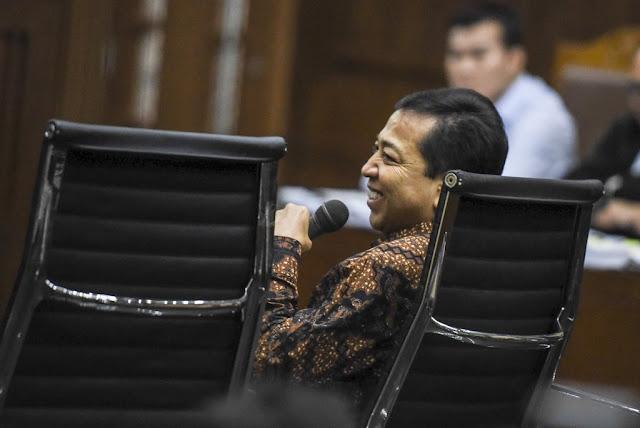 Setya Novanto: Pokoknya Kita Teruskan Soal Meme