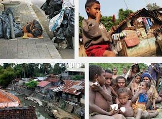 Pengertian, Penyebab, Kemiskinan di Indonesia