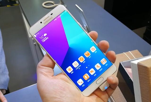 Harga Samsung Galaxy C9 Pro Terbaru