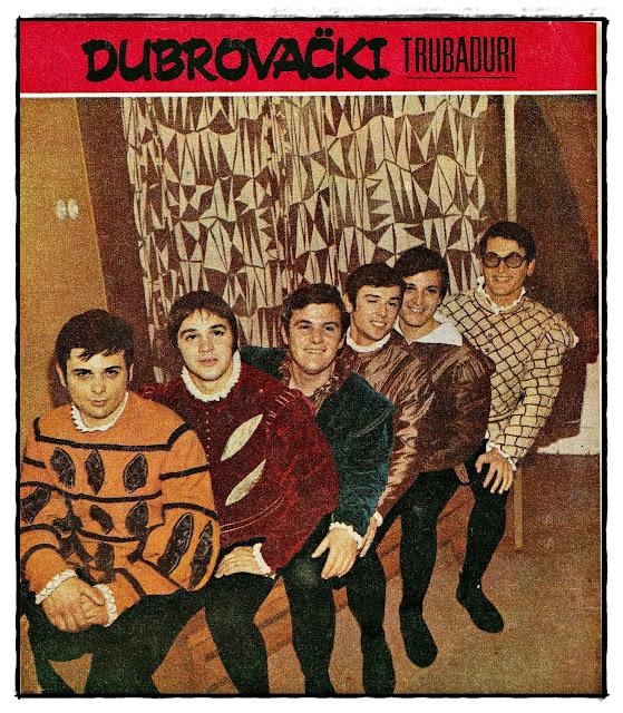 dubrovacki trubaduri, pesma evrovizije, eurovision song contest yugoslavia