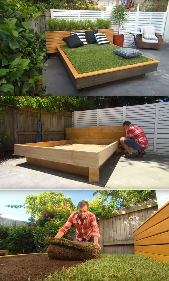 20 DIY Planter Wood Pallet Projects for Garden - Decor Units