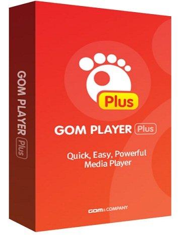 برنامج جوم بلاير الاصدار البلس GOM Player Plus  لتشغيل الفيديوهات بانواعها