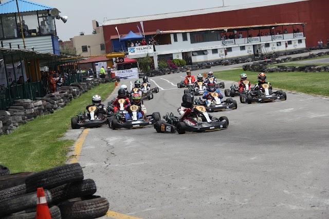FIA México – National Karting Championship – RETO TELMEX visita el 24 y 25 de septiembre el kartódromo Oscar Casillas para los Rounds 5/6