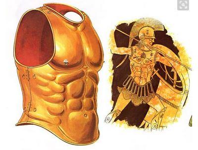 muscle cuirass