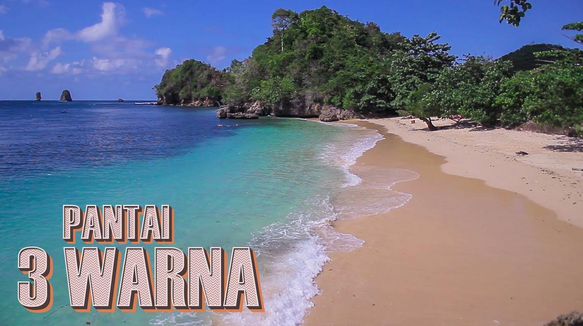 [COC Travellers] Menjelajah Pantai Malang Selatan ala Backpacker!! #AslinyaLo