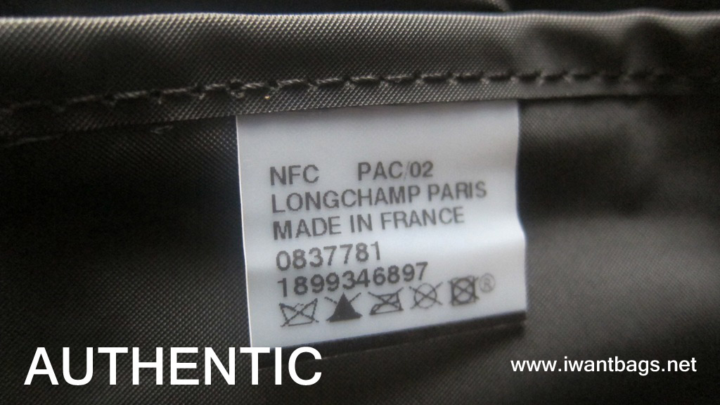 How To Spot A Fake Longchamp