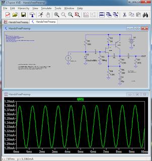Screenshot 4 : LTspice XVII | Software Elektronika