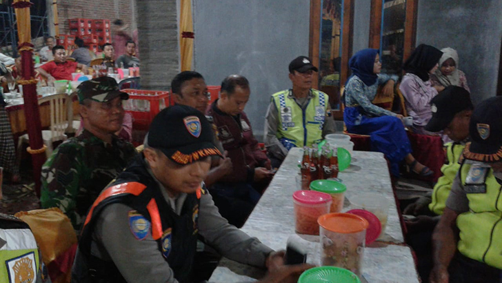 Sinegritas TNI-Polri Serta Elemen Masyarakat Dalam Pelaksanaan Pengamanan Hiburan