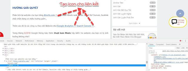 Tổng hợp CSS hữu ích cho Blogspot mà mọi Web đều cần
