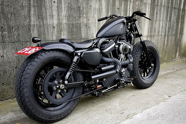 dc riders sportster tricked out