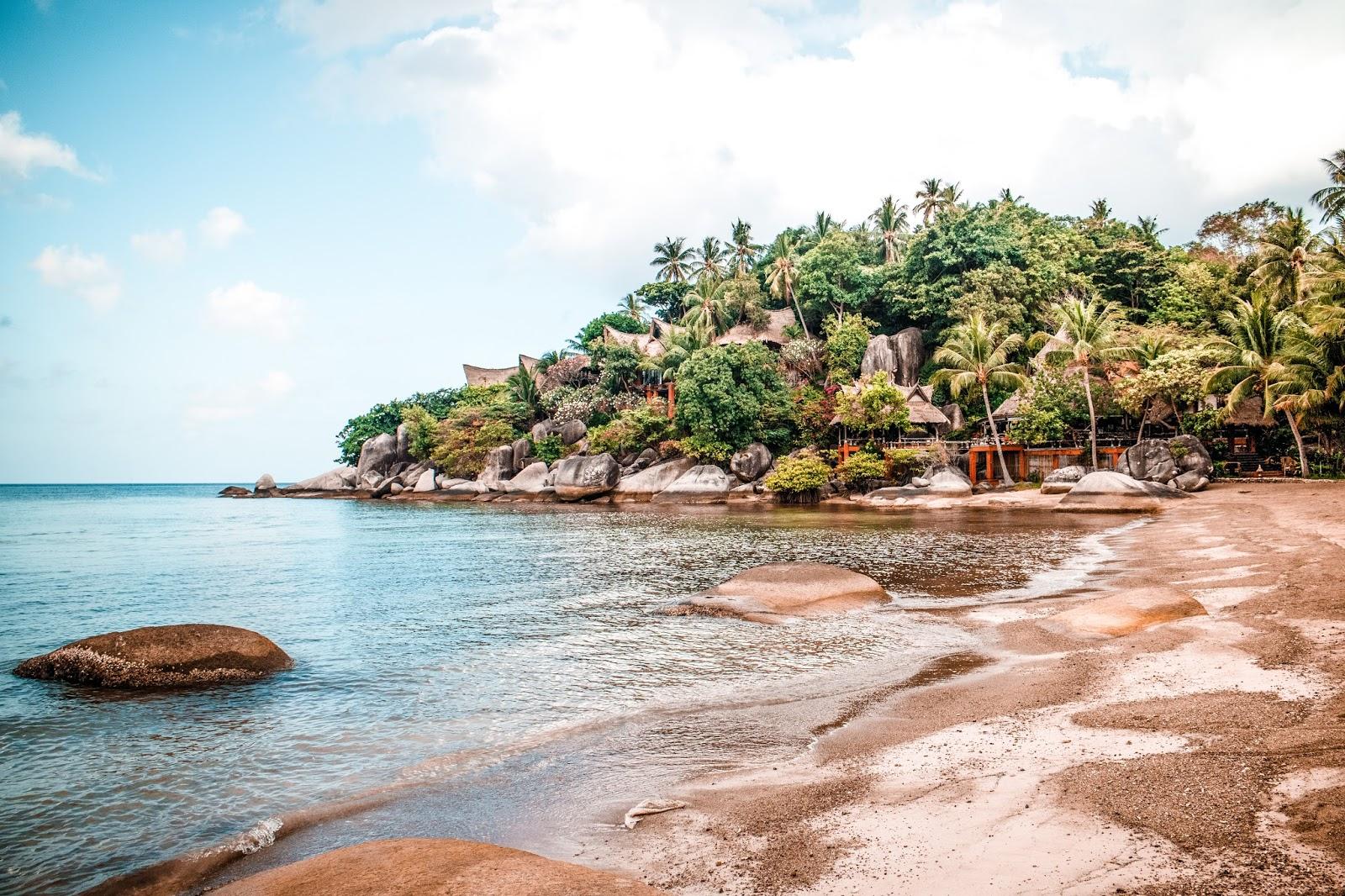 Sairee Beach in Koh Tao