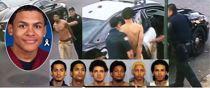 Trinitarios vinculados al asesinato de estudiante en El Bronx fueron capturados en Nueva Jersey en fuerte operativo del FBI y policías
