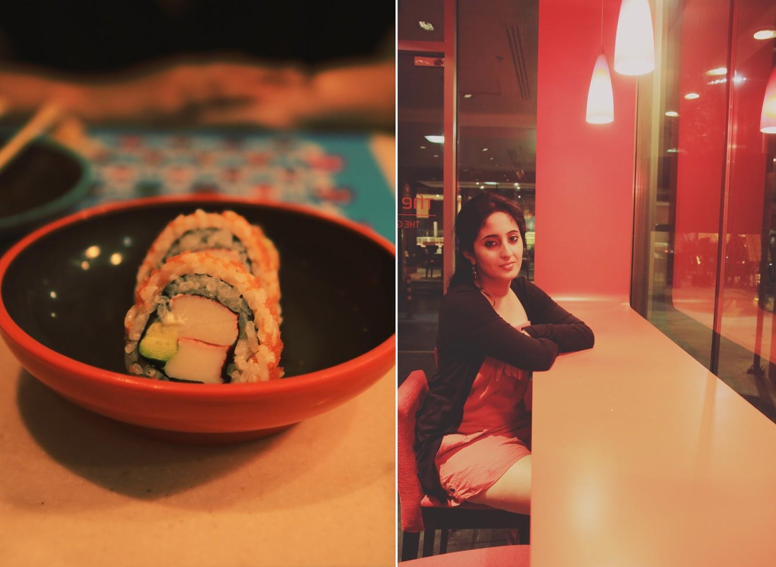 sushi dubai