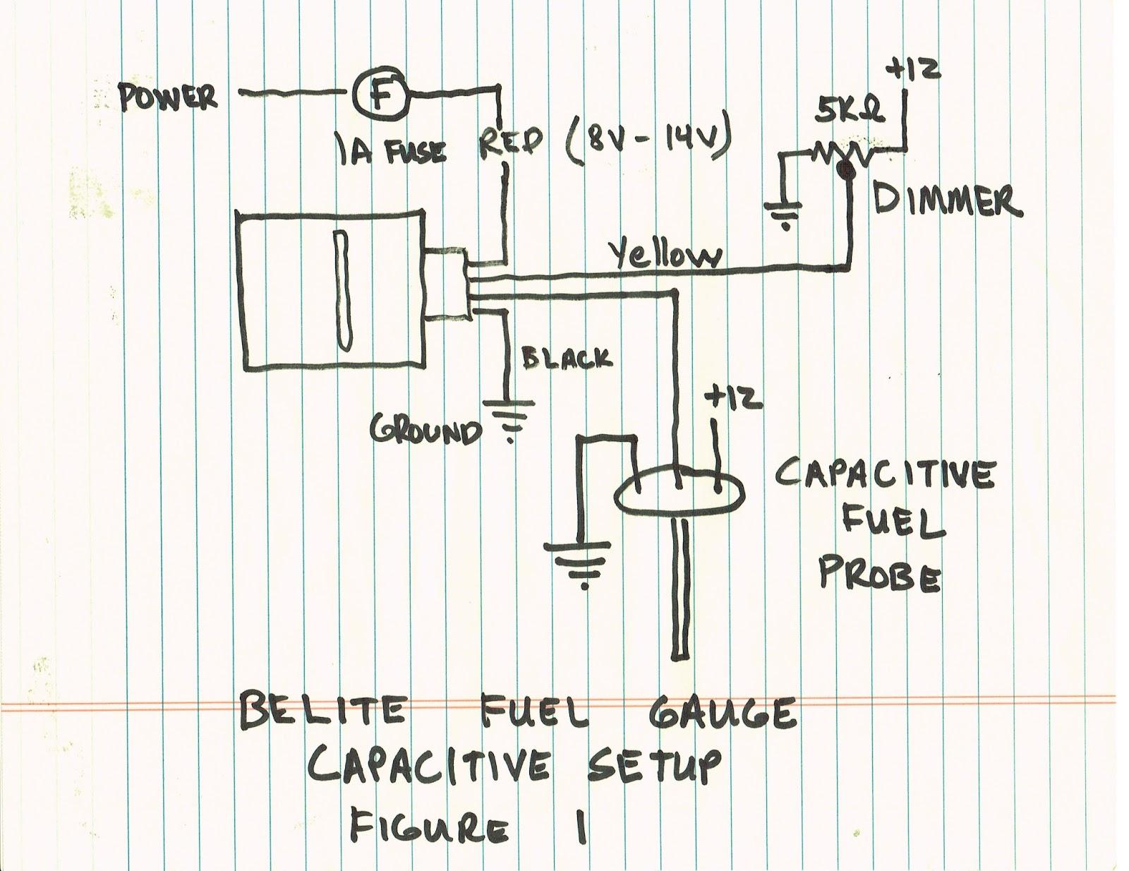 Belite Ultralight Blog: Manual for new universal LED Fuel