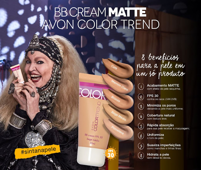 BB Cream, Color Trend,Avon