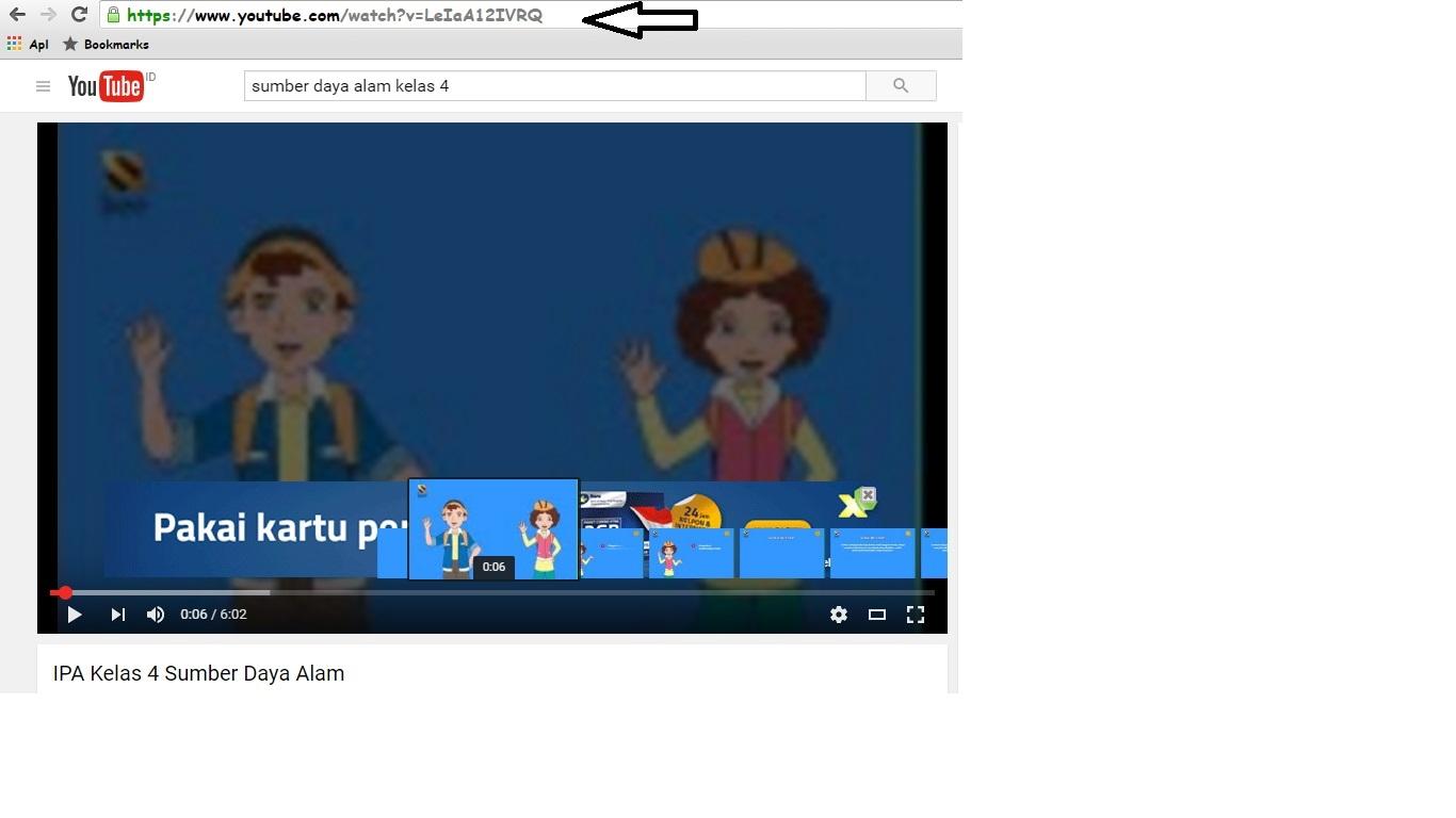 Cara Mudah Mendapatkan Media Pembelajaran Video dari Youtube