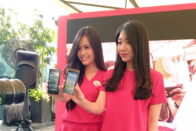 Smartfren Luncurkan Dua Smartphone 4G LTE Murah, Andromax E2+ dan A