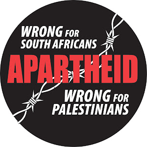 Against apartheid
