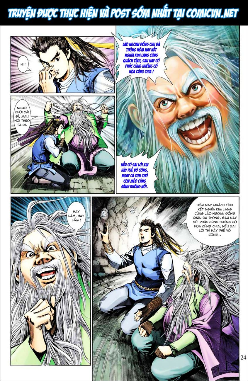 Anh Hùng Xạ Điêu anh hùng xạ đêu chap 40 trang 24
