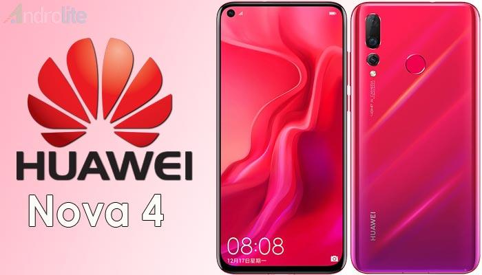 Harga Huawei Nova 4 dan Spesifikasi