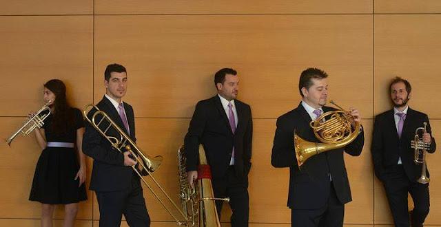 """Με τους """"Melos Brass"""" συνεχίζεται στην πλατεία Ευαγγελίστριας το 29ο Φεστιβάλ Ναυπλίου"""