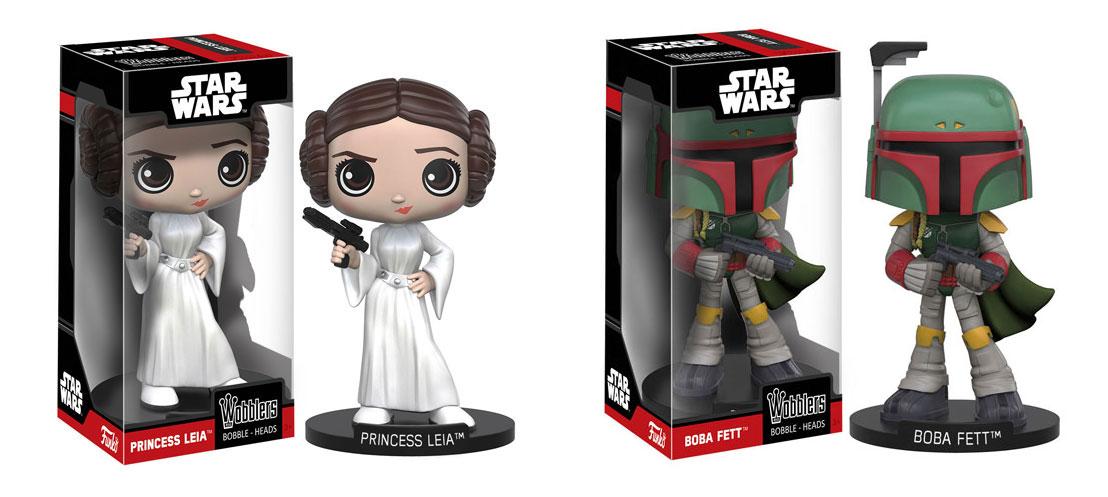 Star Wars Funko Wobbler Princess Leia