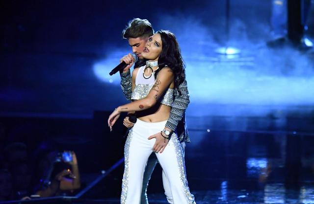 MTV censuró la presentación de The Chainsmokers y Halsey para evitar polémica