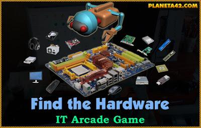 Открий Хардуера игра