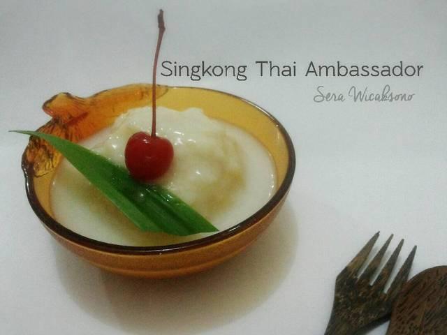 Singkong Thailand ala Ambassador Mall
