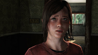 The Last of Us Ellie first version