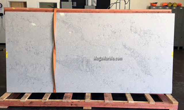 Caesarstone Noble Grey Quartz