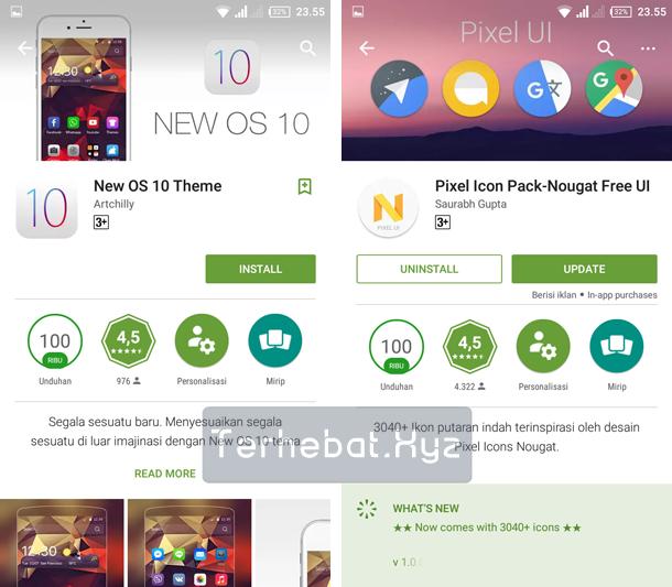 Bagaimana Cara Menggunakan Icon Pack di Android
