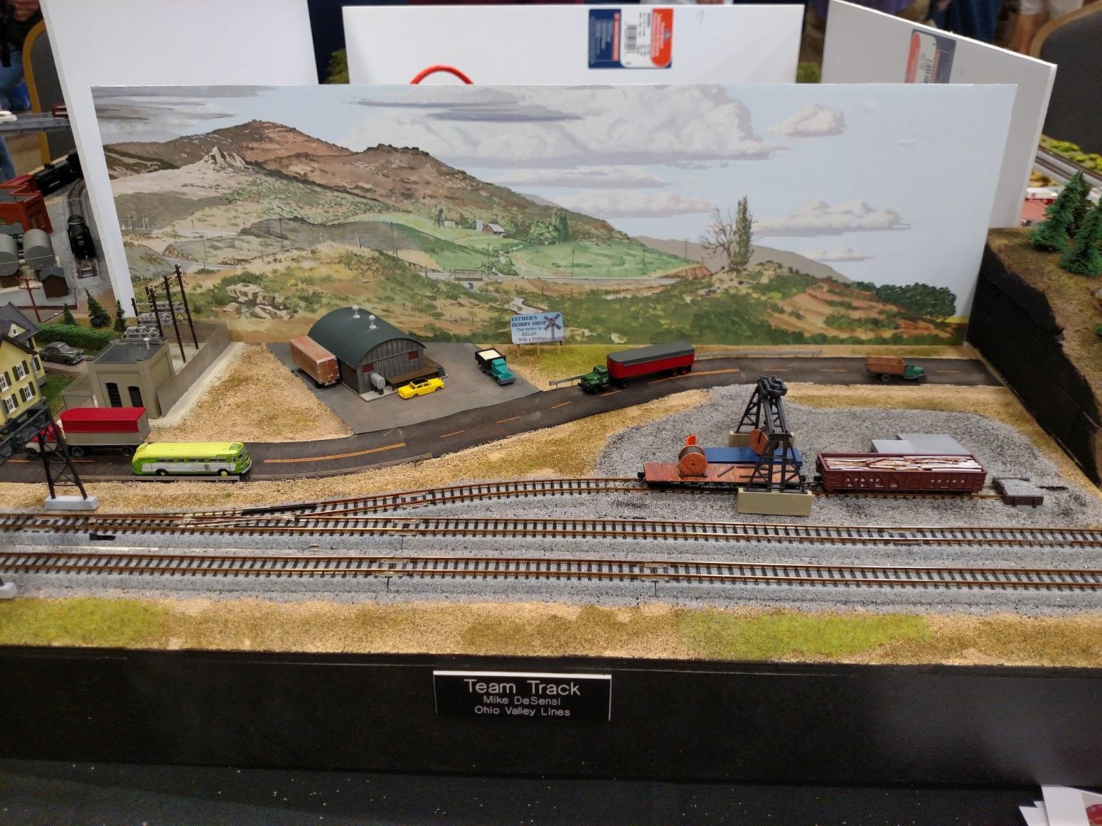 Ohio Valley Lines: N Scale T-Trak Subdivision