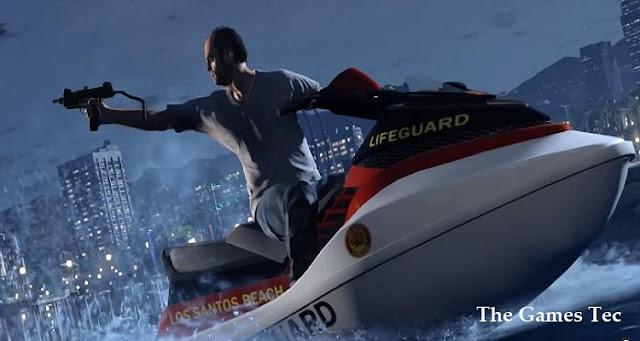 Grand Theft Auto V (GTA V) Download Game For PC Complete Setup Direct Download Link